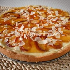 Fotografie receptu: Ovocný koláč z křehkého těsta Pie, Food, Torte, Cake, Fruit Cakes, Essen, Pies, Meals, Yemek