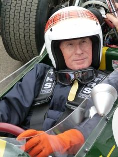 Jackie Stewart / Goodwood 2013