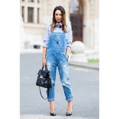 Zara Blue Denim Dungarees These are perfect! Bloggers fave. Denim + Distressed; Best of both worlds. Selling for a pal so please allow some time for additional info and shipping. Zara Jeans Overalls