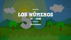 Los Numeros del 10 al 1000 Preview
