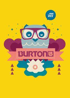 Burton - Yellow Bird Machine