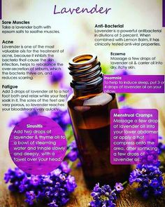 Lavender is one of my favourite essential oils!!! #trynewthings #lavender #essentialoils #relaxandrejuvinate #mood #massage #purple colour zone #thirdeyeactivation #helpsyousleep #calming #love❤️