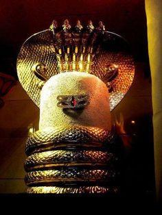Shiva lingam. Om Namah Shivaya.