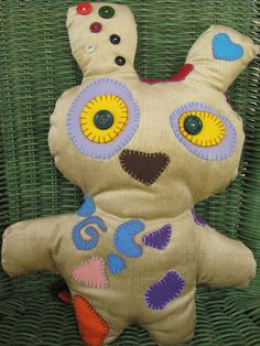 il mostro Bah? Bah! Softies, Dinosaur Stuffed Animal, Toys, Animals, Stuffed Toys, Puppets, Activity Toys, Animales, Animaux