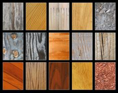 Wood 2 contains 15 high resolution photos of awesome stained, press, ply, chipped, and knobby wood.