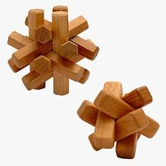 Poketo Wooden Puzzle