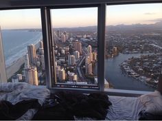 That's a view for waking up after a nice dream! #bedroomgoal