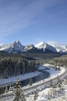 Banff, Canada.I want to go see this place one day.Please check out my website thanks. www.photopix.co.nz
