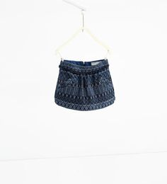 Jacquard skirt-SKIRTS AND SHORTS-GIRL | 4-14 years-KIDS | ZARA United States