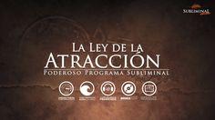 LA LEY DE LA ATRACCION | Audio Subliminal en español | Ondas Theta | Son...