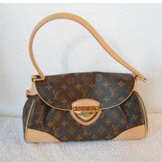 1773cbdbf9f8 Tip  Louis Vuitton Shoulder Bag (Brown)