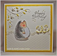 Little K Smith's Crafty Corner - Penny Black
