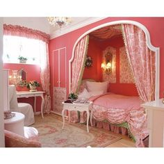 My dream room on pinterest pink bedrooms pink dresser and pink pink pink - Outstanding pictures of cool girl bedroom for your beloved daughters ...