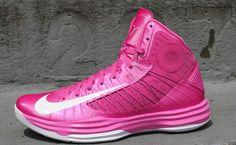 """Nike Lunar Hyperdunk+ """"Think Pink"""""""
