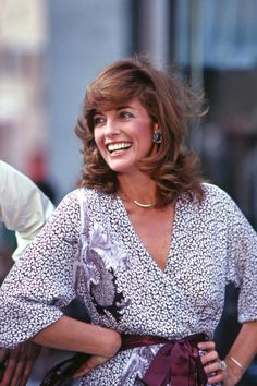 Linda Gray as Sue Ellen Ewing in <i>Dallas</i>