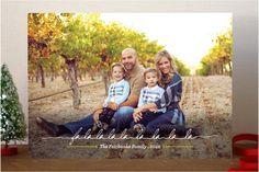 Falalalala La La La La Holiday Photo Cards by Design Lotus at minted.com