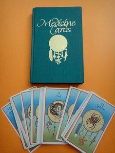 Medicine Card Deck with book by Jamie Sans