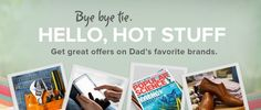 father's day sales 2015 uk