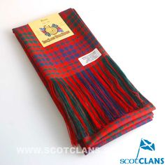 Clan Ross Tartan Sash  http://www.scotclans.com/scottish_clans/clan_ross/shop/scottish_ladies_clothing/IB-004.html