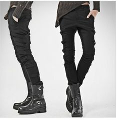 Popular Gothic Mens Pants-Buy Cheap Gothic Mens Pants lots from China  Gothic Mens Pants suppliers on Aliexpress.com 5c5f4ae4a5c2