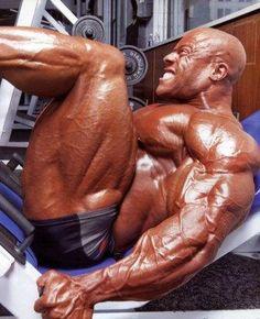 Phil Heath body