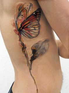 I will have a watercolor tattoo at some point in my life.