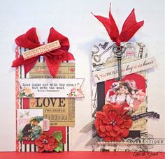 "Authentique Paper: More ""Lovely"" for your Thursday with Authentique Paper & Petaloo!"