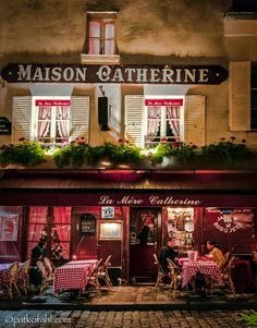 AWESOME Maison Catherine – Place du Tetre Pat Kofahl  1 0 0 Like  PREMIUM CANVAS Starting at just $99 Request to Buy FRAMED PRINT Starting a...