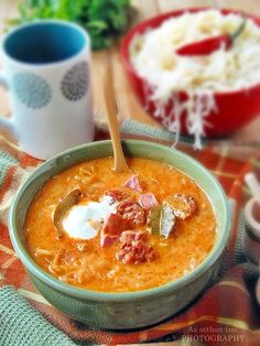 Healthy Soup Recipes, Cooking Recipes, Good Food, Yummy Food, Just Eat It, Veggie Soup, Hungarian Recipes, Slow Cooker Soup, Food 52