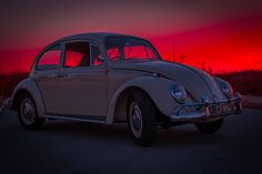 Volkswagen Type 1 in Latsia, Cyprus. 📸 by Stavros Messios.