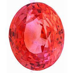 padparadscha sapphire - Google Search