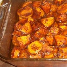 Southern Candied Sweet Potatoes More