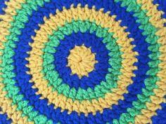 Susan's #Crochet Contribution to Mandalas for Marinke + Men's Depression