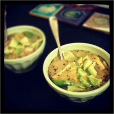 mexican lime soup [a williams sonoma recipe]