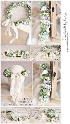 bridal wreath, wreath for a wedding