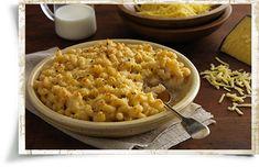 Mac and Cheese using a variety of Irish cheeses and Irish butter.