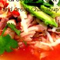 Crockpot Pork and Green Chile Soup | Moore or Less Cooking Food Blog