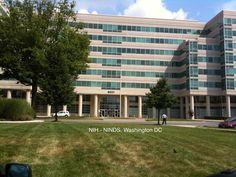NIH-NINDS, Bethesda MD -  Non-Profit Summit 2012
