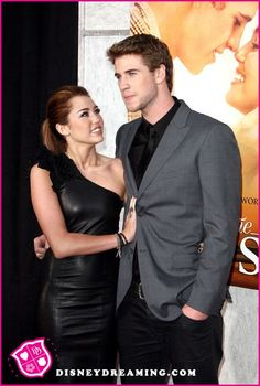 Aww! #Miley #Liam #Forever #Cute #Love