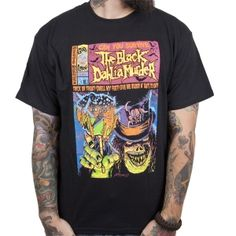 OFFICIAL ~ THE BLACK DAHLIA MURDER Trick Or Treat t-shirt