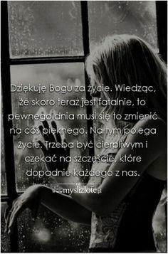 Myslizlote.pl - ciekawe cytaty, prawdy życiowe, opisy Everything, Bodybuilding, Sad, Workout, Humor, Motivation, Quotes, Poster, Polish
