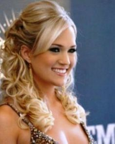 nice Hairstyles 2014 For Prom
