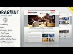 Dragon Business WordPress Theme + Free Download