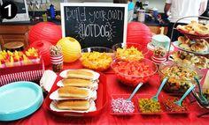 PANELATERAPIA - Blog de Culinária, Gastronomia e Receitas: Festa do Hot Dog