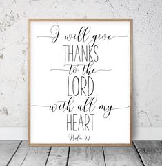 Rejoice Always, 1 Thessalonians 5 16 18, I Will Give Thanks, Psalm 9:1, There Is Always Something To Be Grateful Thankful Blessed. Set of Bible Verse Printables by LilaPrints. Perfect artwork for the modernist home or office. Modern, chic, sophisticated. #printable #homedecorideas #homedecor #walldecor