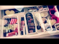 Mi organización de maquillaje | Leynuit