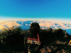 Silent secret. #dibikin #asik #aja #chips #ahoy #ahoy  #nature #mountain #original #indonesia #wonderfull #amazing #live #with #cloud