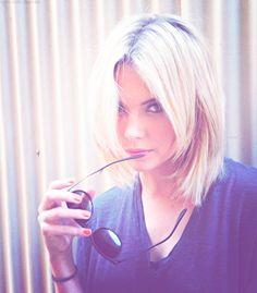 Ashley Benson: Hair Inspo... maybe just a tad longer