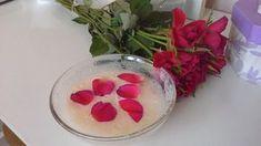 Kozmetikumok házilag- DIY tavaszi testradír   BetonLiget Pudding, Vegetables, Desserts, Diy, Food, Tailgate Desserts, Deserts, Bricolage, Vegetable Recipes