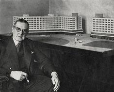 Peter Behrens, deutscher Architekt